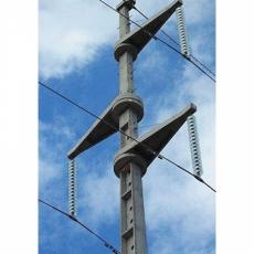 Postes para linhas de transmissão até 500KV